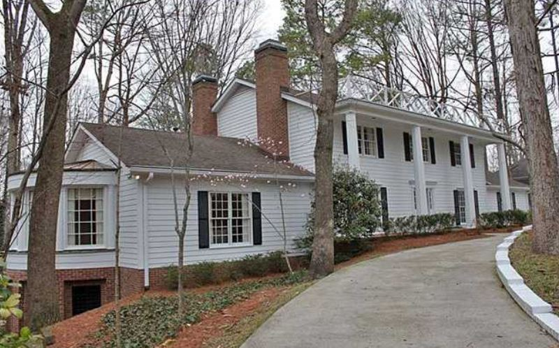 Huntcliff Sandy Springs House