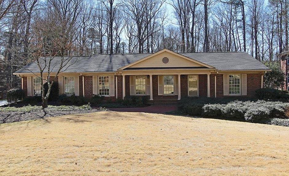 North Springs Sandy Springs GA Home