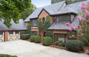 River Chase Subdivision In Sandy Springs GA